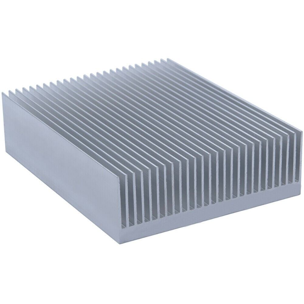 20*24*10mm Anodized Aluminium Heat Sink For Power Transistor Radiator Heatsink