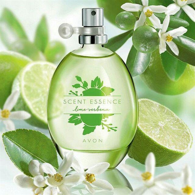 Masywnie Avon : Scent Essence Lime Verbana   Shopee Malaysia RV48