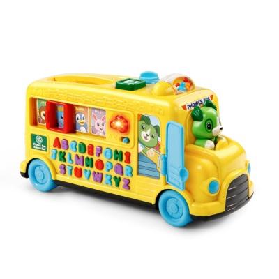 Leap Frog: Phonics Fun Animal Bus