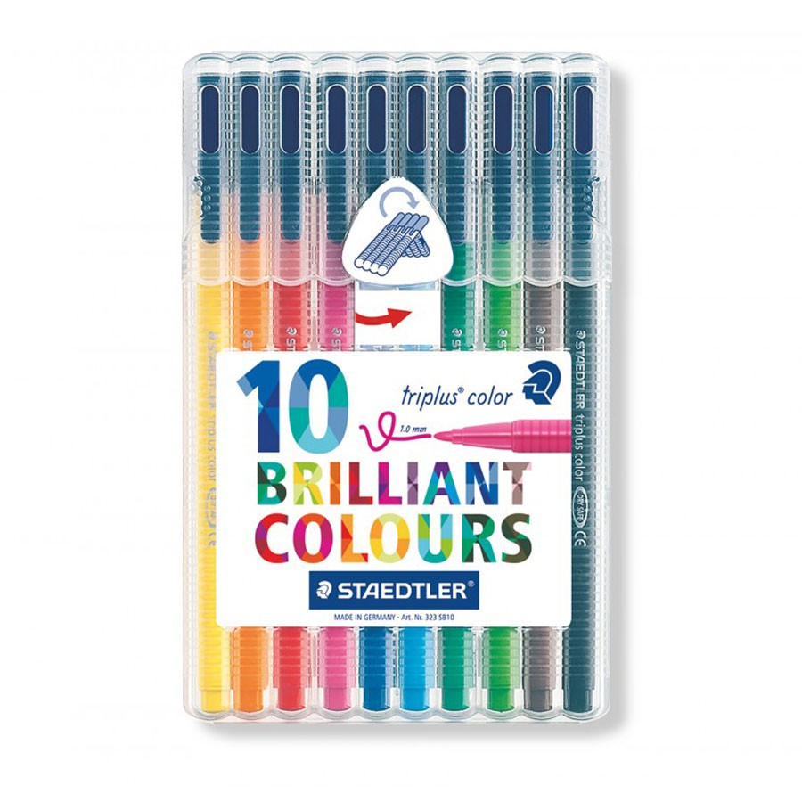 Staedtler Luna Water Colour Pencils 48 Shopee Malaysia Crayola Colored Long Isi 24