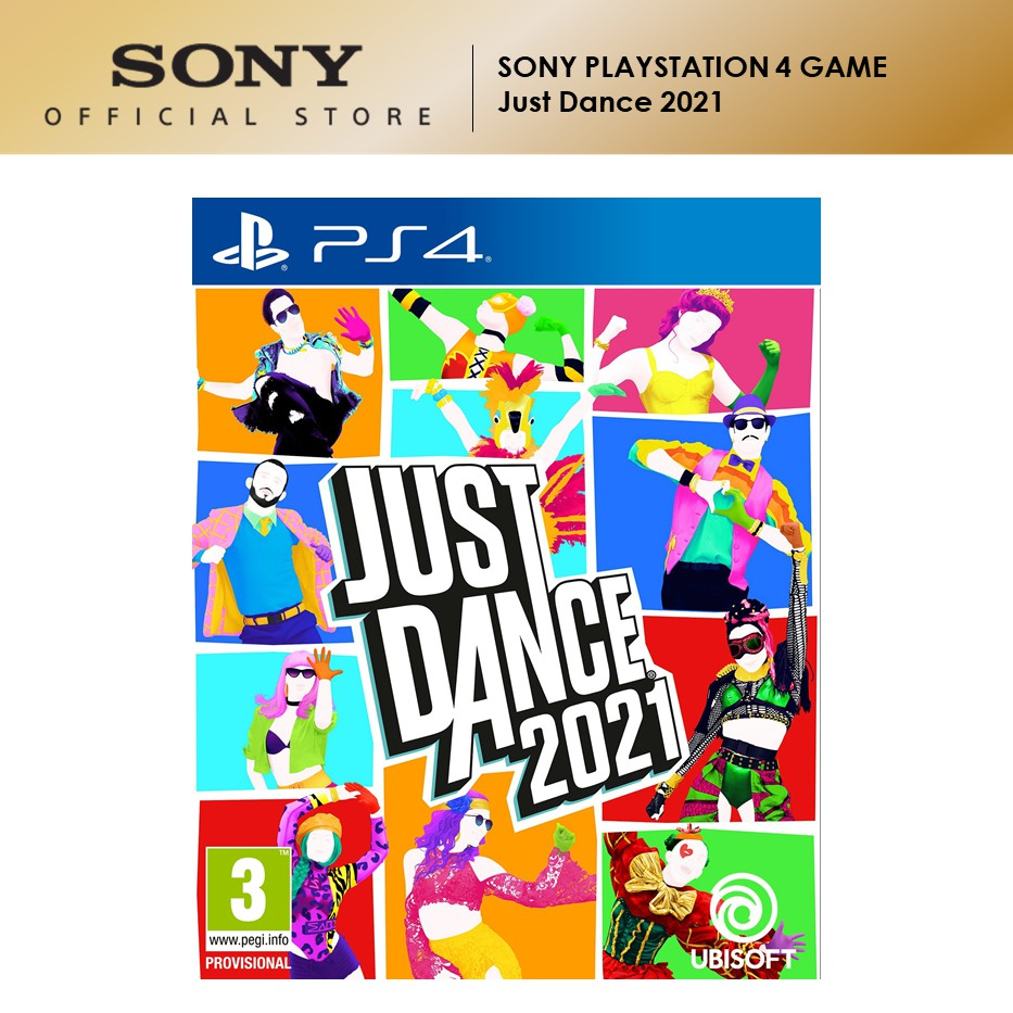 Sony PS4 Game Just Dance 2021