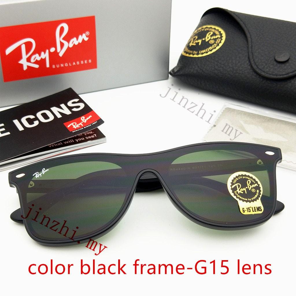 4678a34bff New Ray-Ban RB2148 Sunglasses Fashion Retro Wayfarer Driving glasses G-15  lens