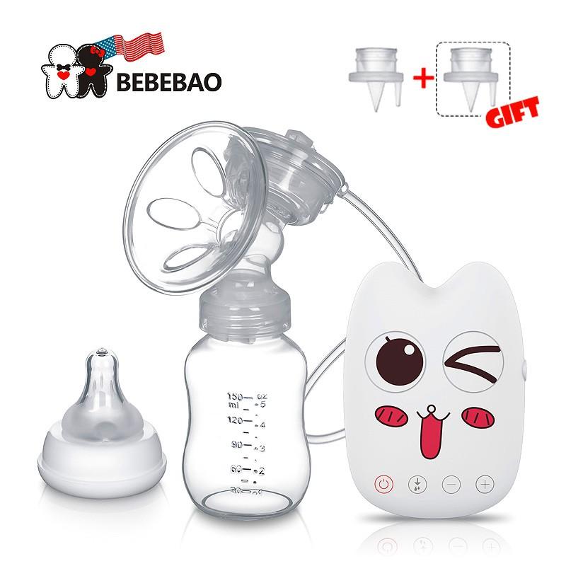 BeBeBao Intelligence Electric Breast Pump BPA Free 150ml