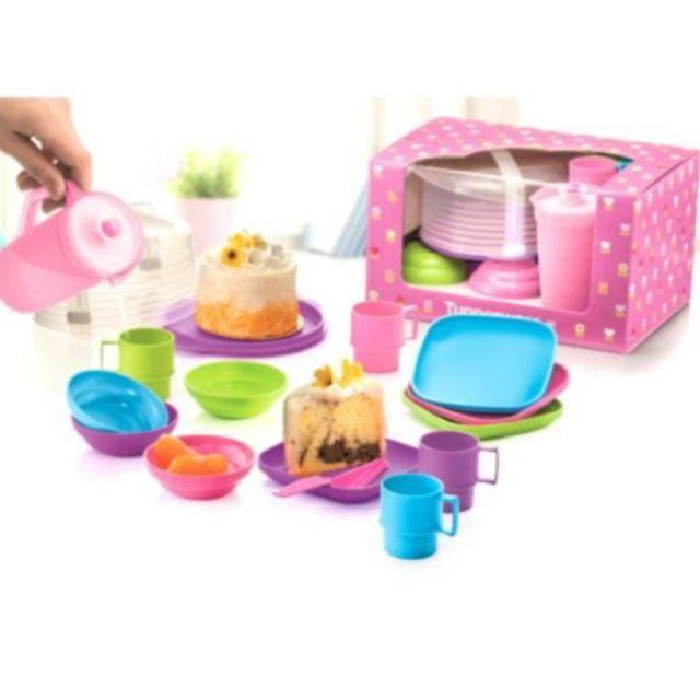 Tupperware mini playset 14 pcs for kids