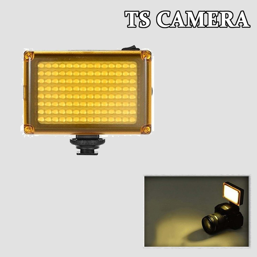 LED VIDEO LIGHTING 5400K-3200K  LED LIGHT FOR CAMERA / FOR SMARTPHONE / FOR PRODUCT SHOOTING