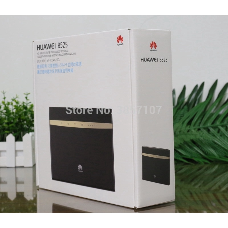 UNLOCKED Huawei B525-65a LTE FDD CPEWIFI Router 300M 5G CPE