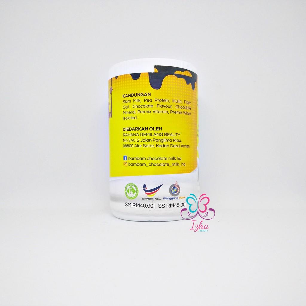 [BAMBAM] Chocolate Milk - 10 sachet