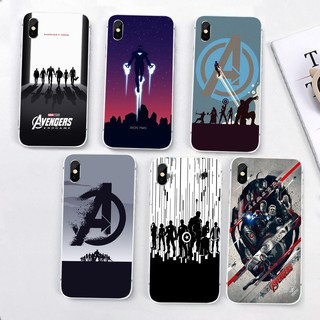 High Quality Avengers Print Phone Case for Iphone 5s 6 6s 7 8 Plus X Xs Max  Xr