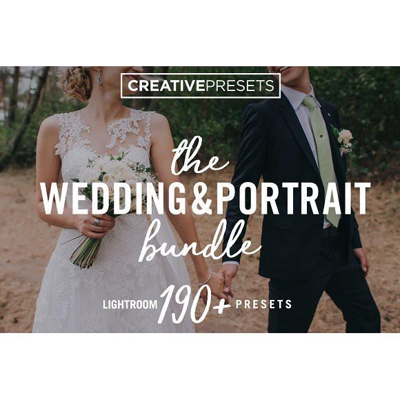 Wedding & Portrait Lightroom Preset