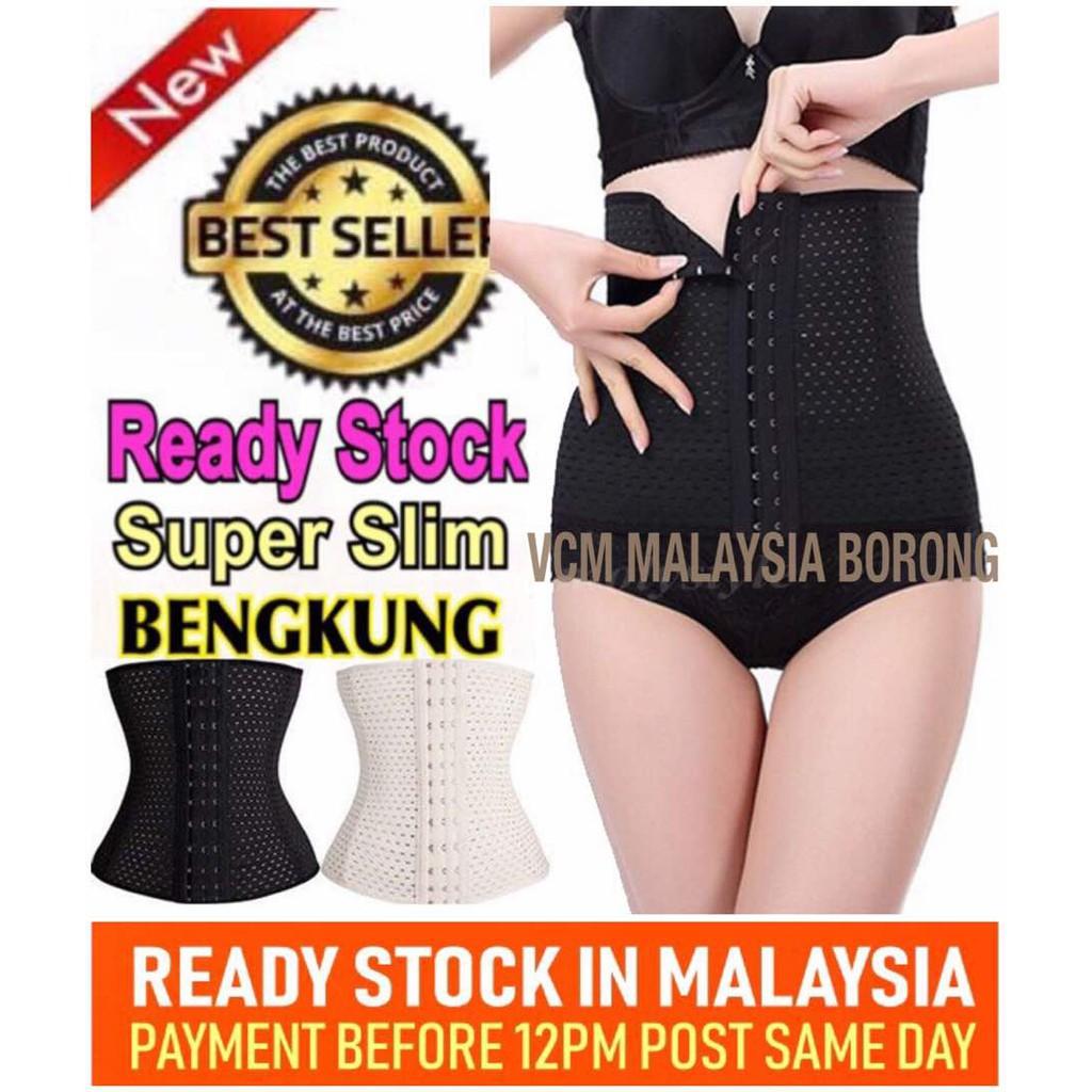 de74ea6c54dfd M SIA BORONG FAST Shipping Ready Stock BENGKUNG Corset Tummy Control Waist  Belt