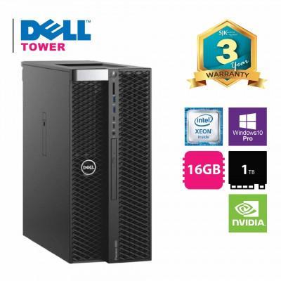 HP Z620 2x Xeon 12C E5-2695 V2, 128GB, 256GB SSD+4TB SATA