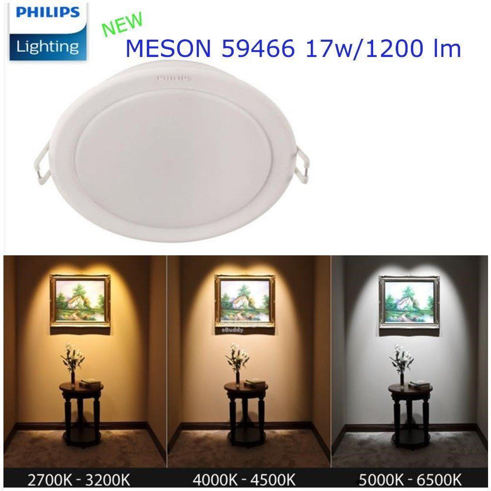Philips 59466 6 Quot Meson 17w Led Downlight 12pcs Shopee Malaysia