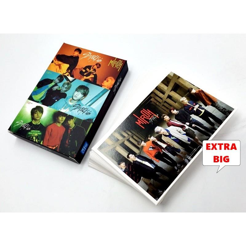 Stray Kids Lomo Card (Extra Big Size) 30pcs
