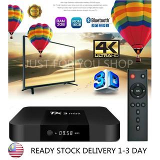 😍Preinstall10000 Channel+LatestApp😍 4GB+64GB NEW TX6 Tv Box