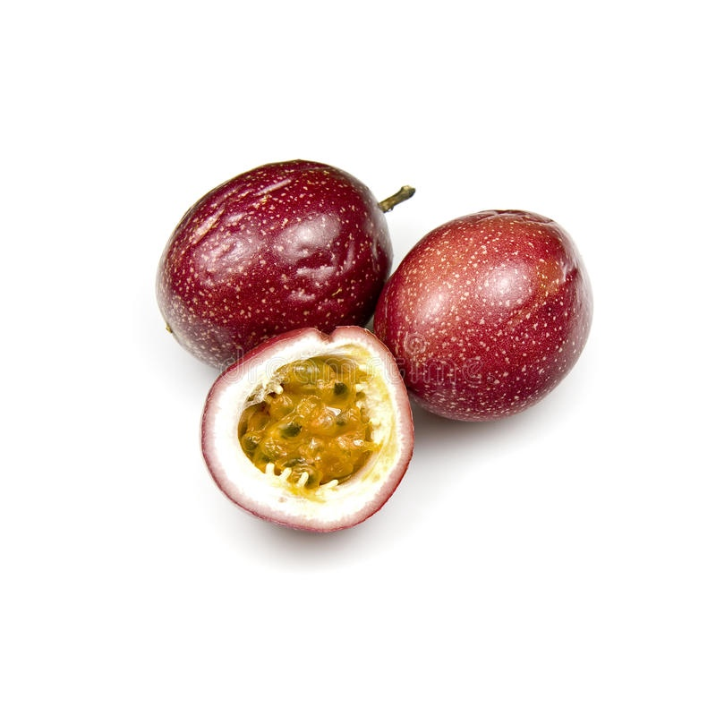Fresh Fruits -Panama Passion Fruit (500G+-/PKT)