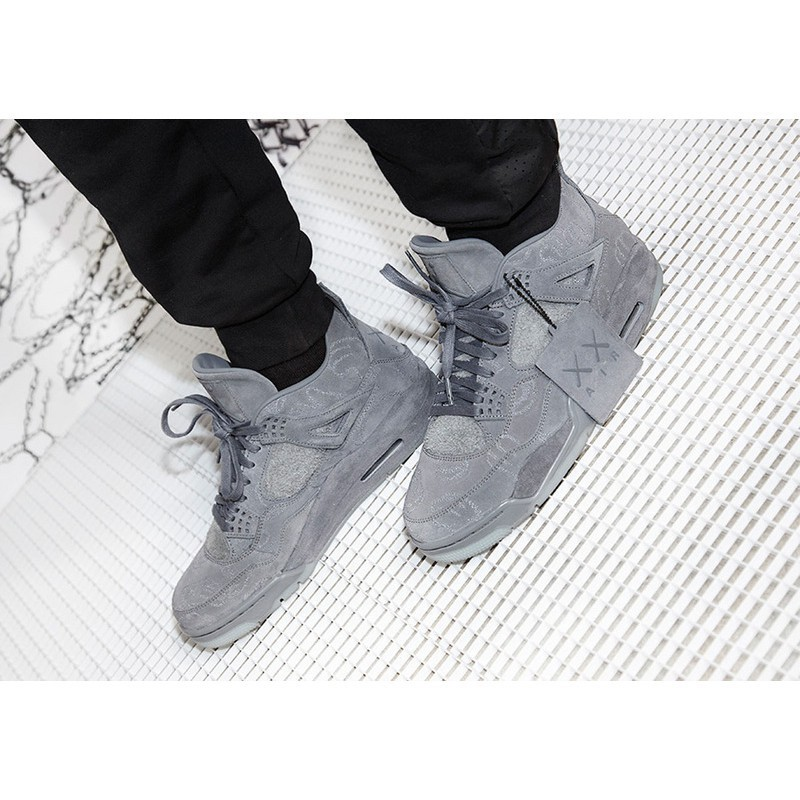 super popular 8c2fc 68fdd KAWS x Air Jordan AJ4 KAWS 930155-003   Shopee Malaysia