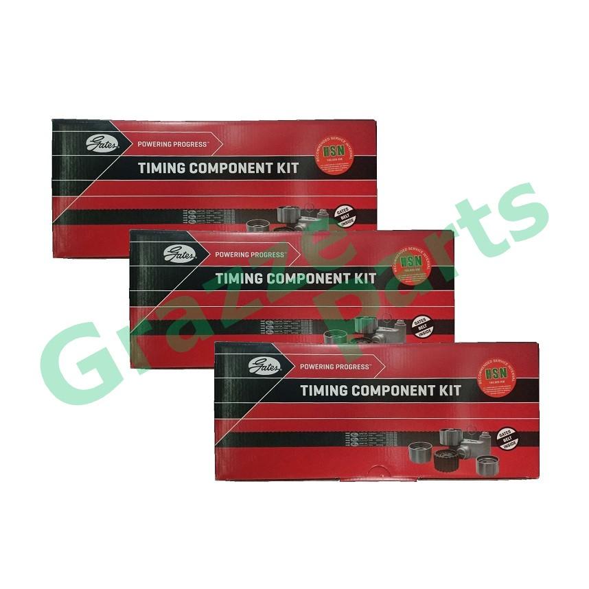 GATES Timing Belt Kit Set for KIA Sephia 145YU22
