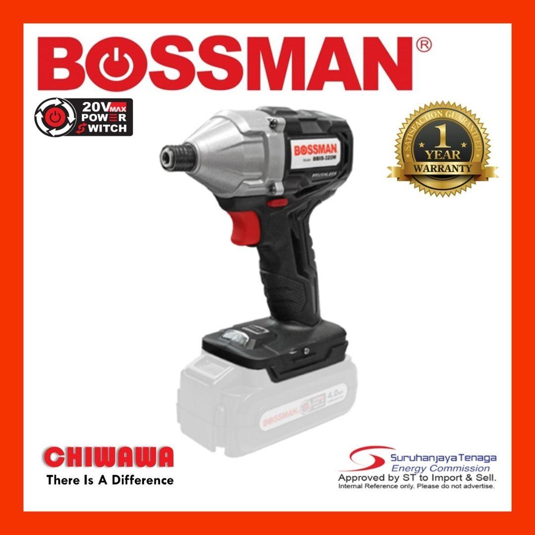 Bossman 20V Cordless Impact Screwdriver - BBIS-320M / BBIS320M