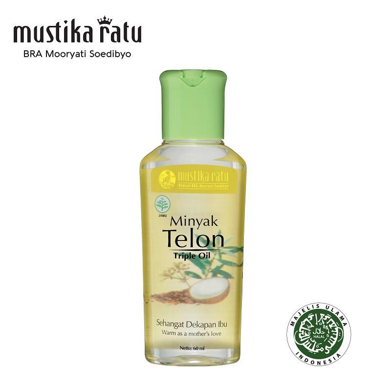 Mustika Ratu Minyak Telon for baby 60ml