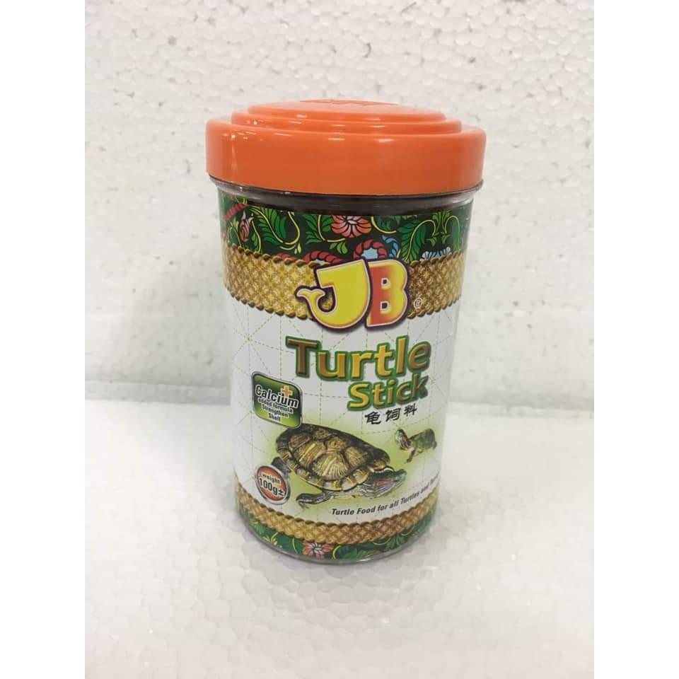JB Turtle Food Stick / Makanan Kura-Kura Size:100g