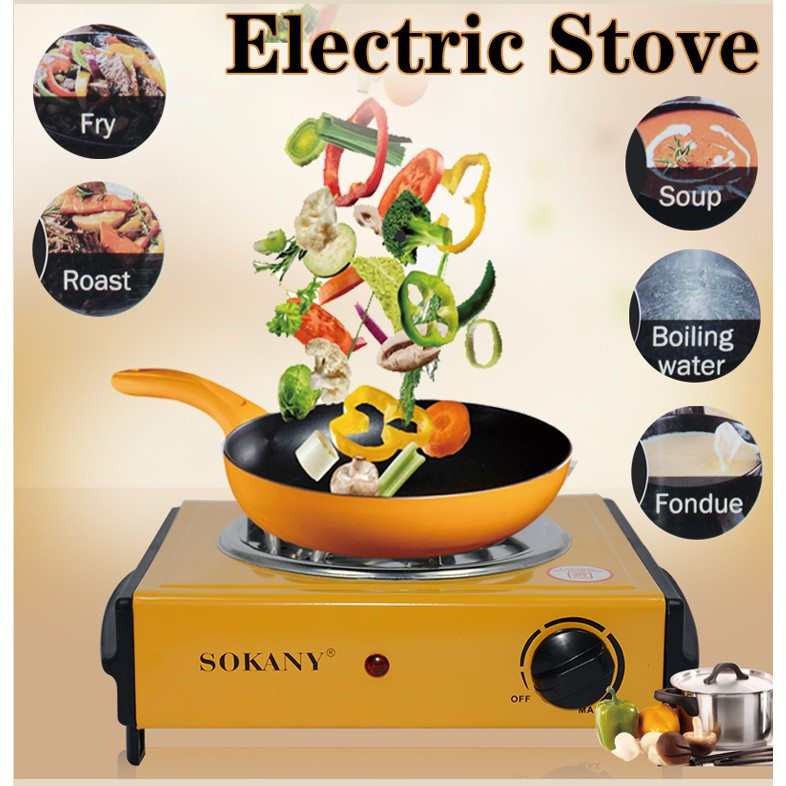 Sokany Portable Electric Stove High Quality Hot Plate Electric ...
