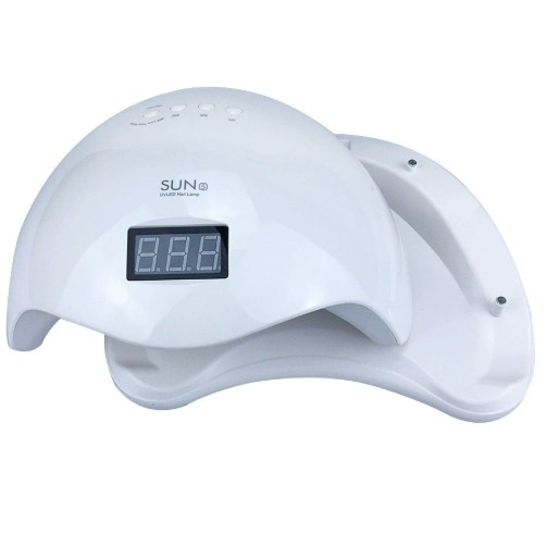 UV Led Lamp Nail Manicure 48W With LCD Timer Bottom Makeup Nail Dryer SUN5
