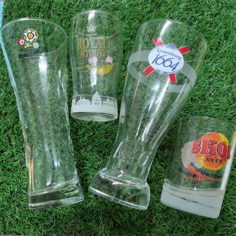 [ 名牌酒杯 ] BEER glasses/pin glasses(Limited edition)