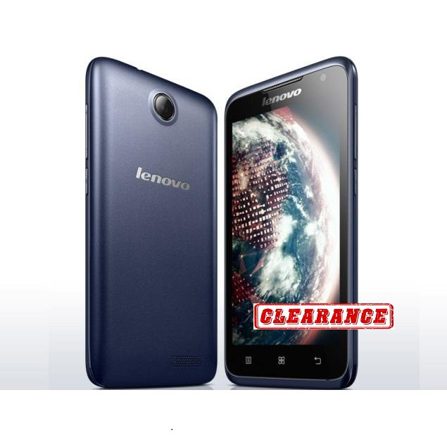 Clearance - Lenovo A526 BLUE(New Original Set)