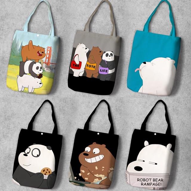 20bd8f81ed5a We bear bears tote bag