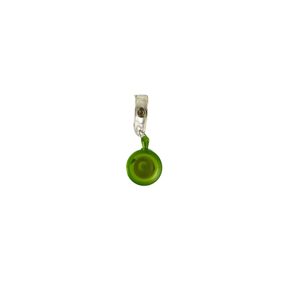 Round Shape Yoyo Pulley For ID Tag Holder
