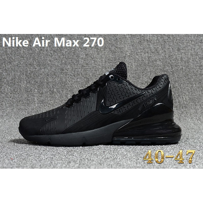 77095b68e24 Original Nike Air Max 270 Running Shoes  2 Men Sneakers Size 40-47 ...
