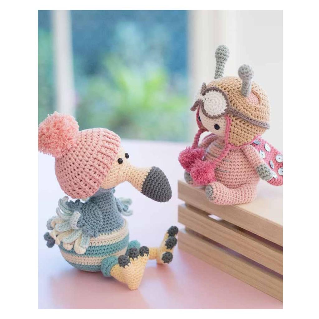 free ebook Amigurumi crochet pattern Mr. frog eBook by Teerapon ... | 1024x1024