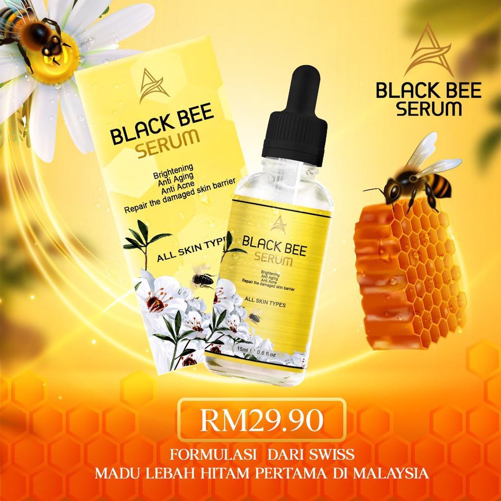 BLACK BEE SERUM 15ML 100% ORIGINAL HQ+FREEGIFT