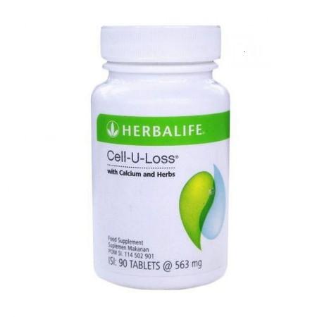 Herbalife Cell U Loss Cell U Loss Exp 03 2021 90 Tablets