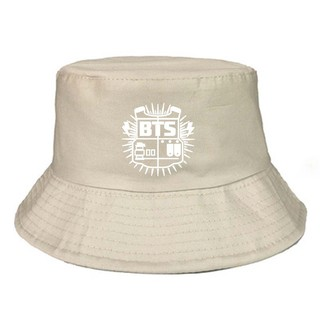 64e06a9ec9f Kpop BTS Bangtan Boys Jimin Jungkook Bucket Hats Panama Hats for Men and  Women