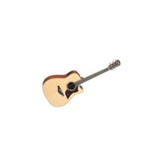 Yamaha Acoustic Guitar A3M accoustic guitar Music
