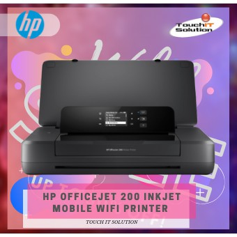 HP OFFICEJET 200 MOBILE WIFI PRINTER