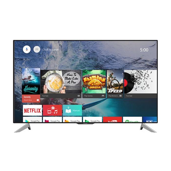 "Sharp 4K UHDR Android TV HDMI (60"") LC60UA6800X"