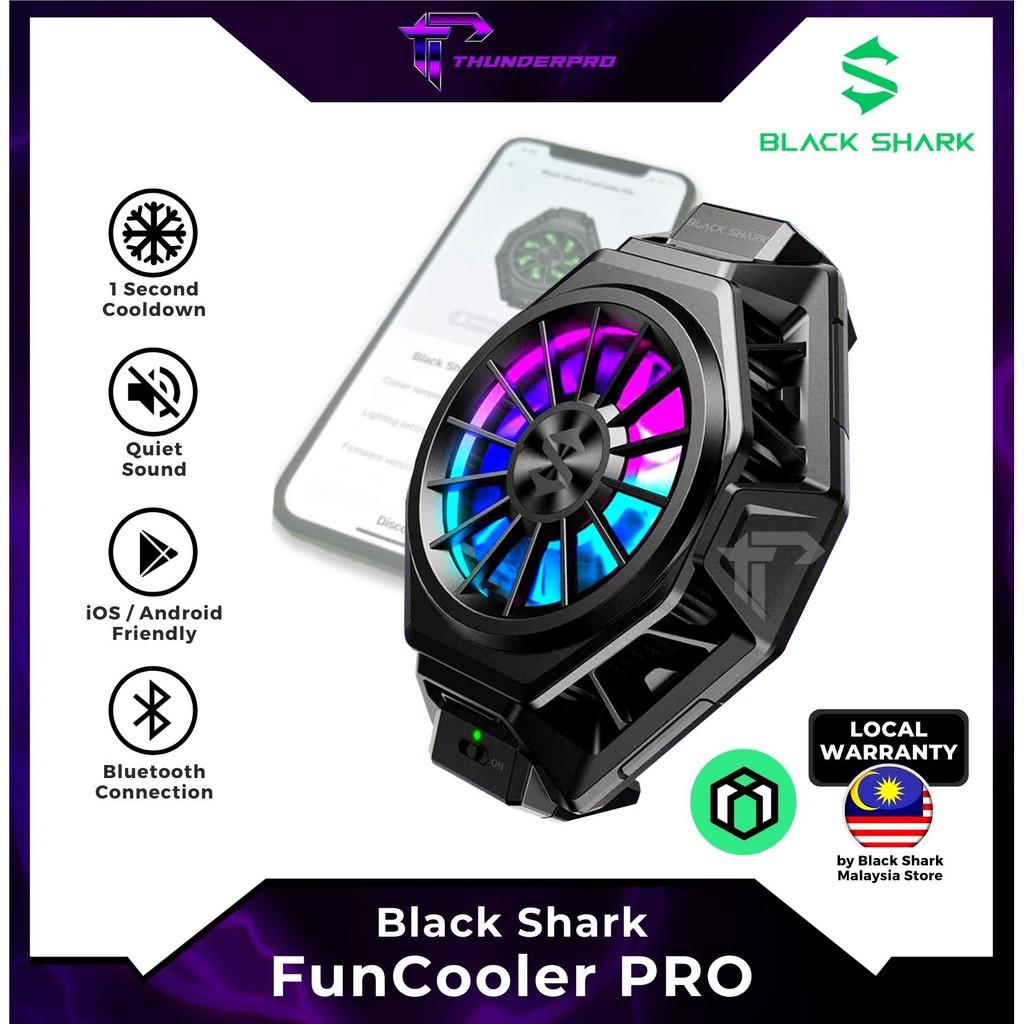 Original Black Shark Pro Fun Cooler Liquid Cooling Fan ...