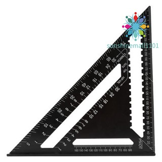 Set Square and Scale Measure all in one Ruler T-25 Line-Setter Protracter