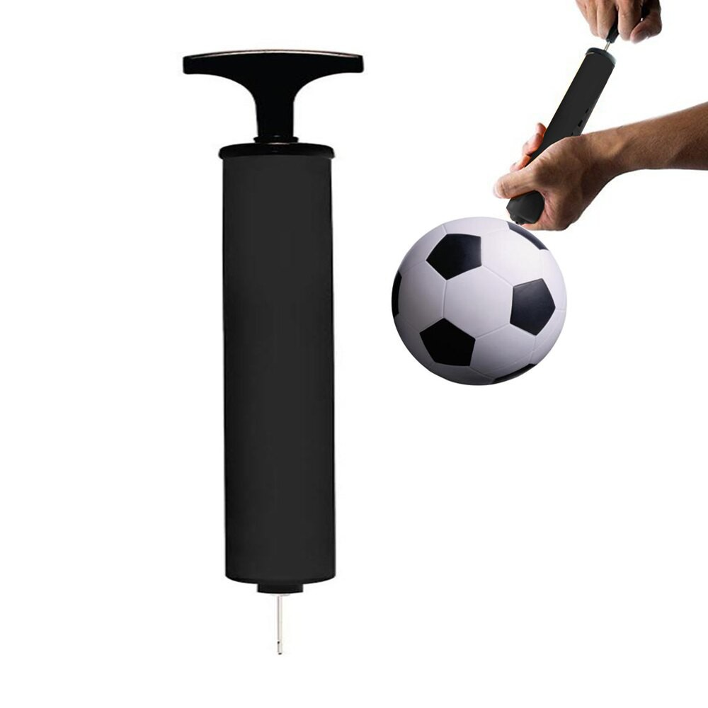 """12/"""" Hand Air Pump For Bicycle Basketball Volleyball Football Soccer Ball Nee Fg"""