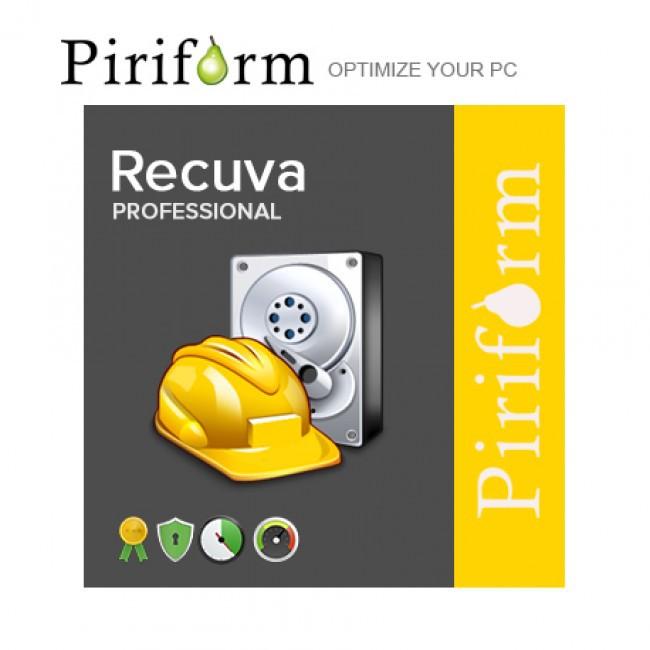 Piriform Recuva Professional [Lifetime] [Latest Version]