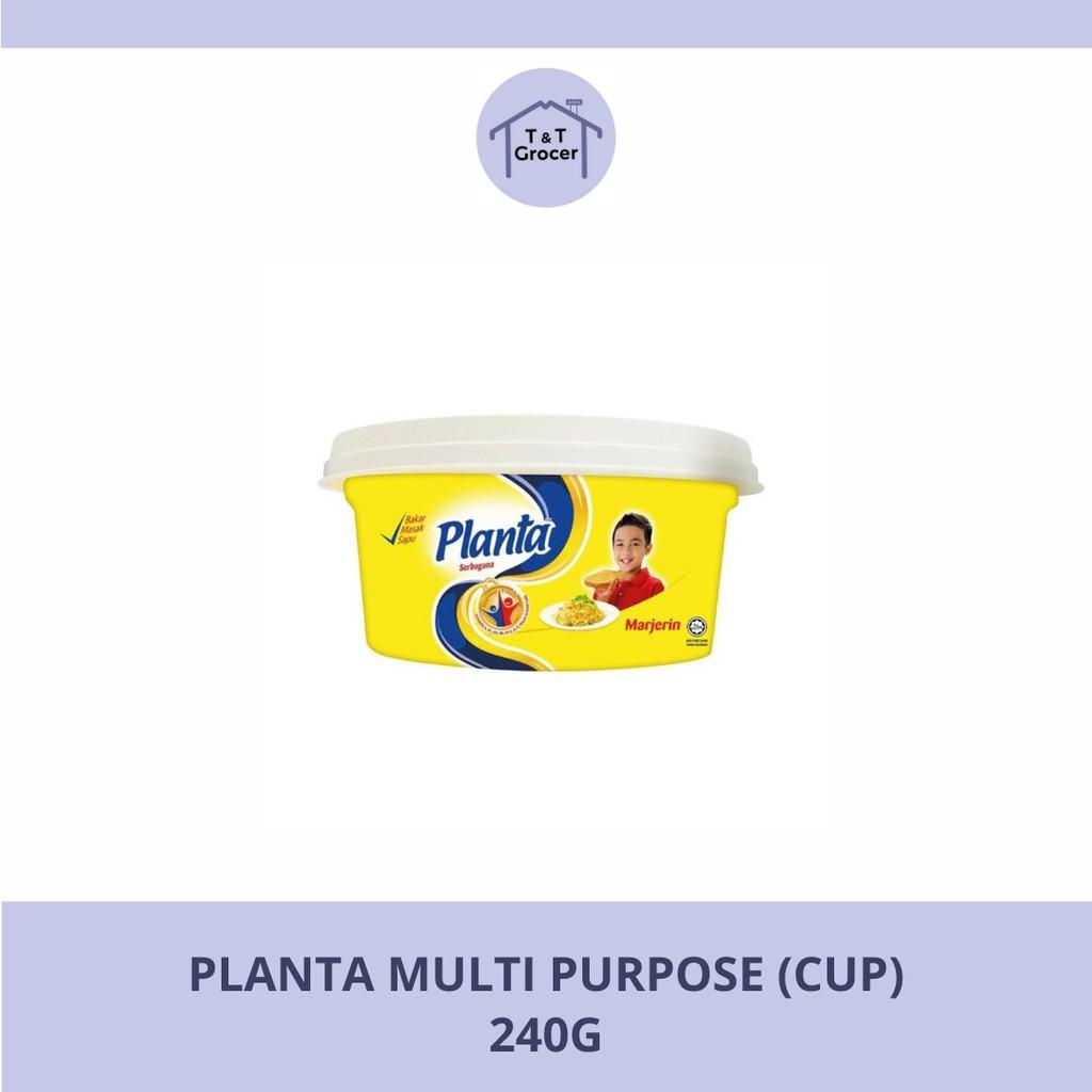 Planta Multi Purpose Cup 240g