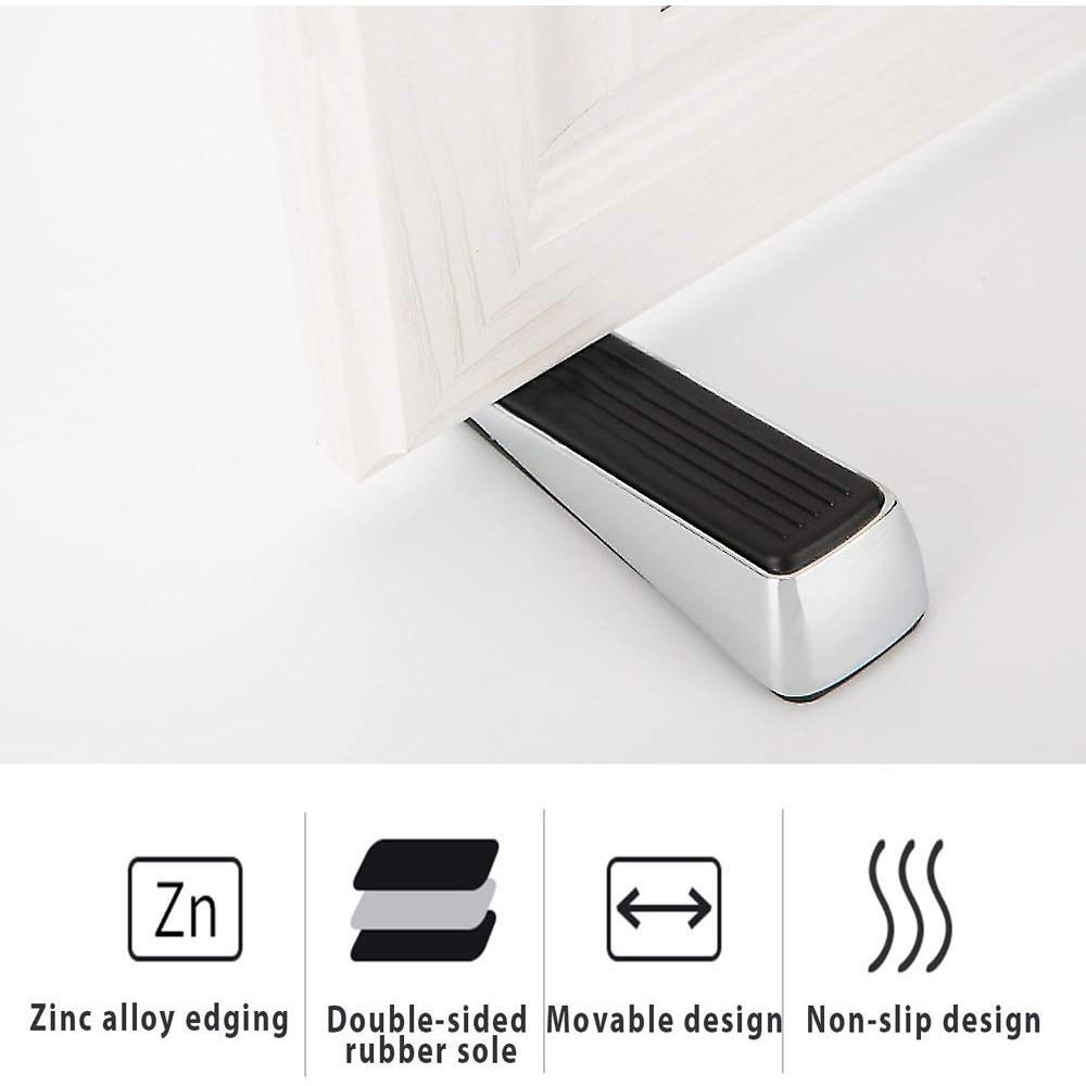 Door Stopper Heavy Duty Decorative Door Stop Wedge Non Scratching Door Stops Shopee Malaysia