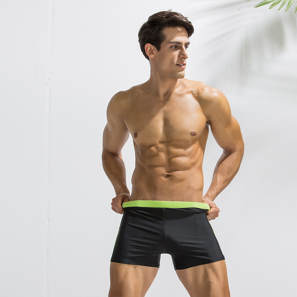 73cf000f3f New Swimwear Solid Men Swimsuit Sexy Swimming Trunks Sunga Hot Mens Swim  Briefs