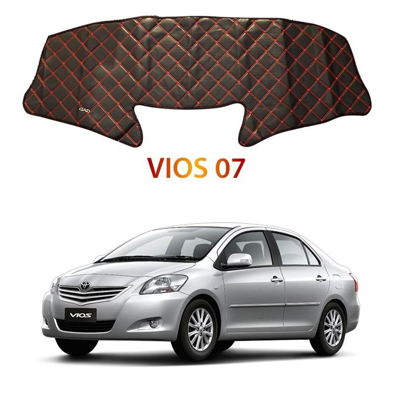 Toyota Vios 07 DAD Non Slip Car Dashboard Cover
