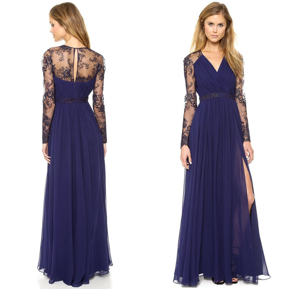 b4509ccc19 Evening Dresses V neck Formal Evening Ever Pretty women