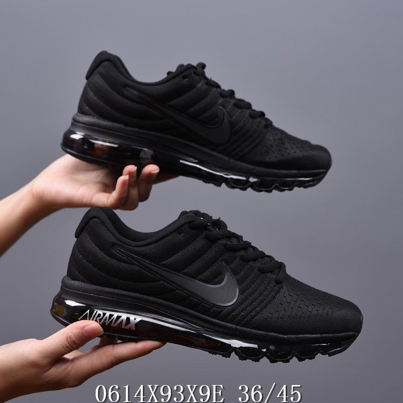 chaussures de séparation 394a8 58a4c Original ready stock Nike Air Max 2017 classic hot style 3D breathable  fully cushioned running shoessports