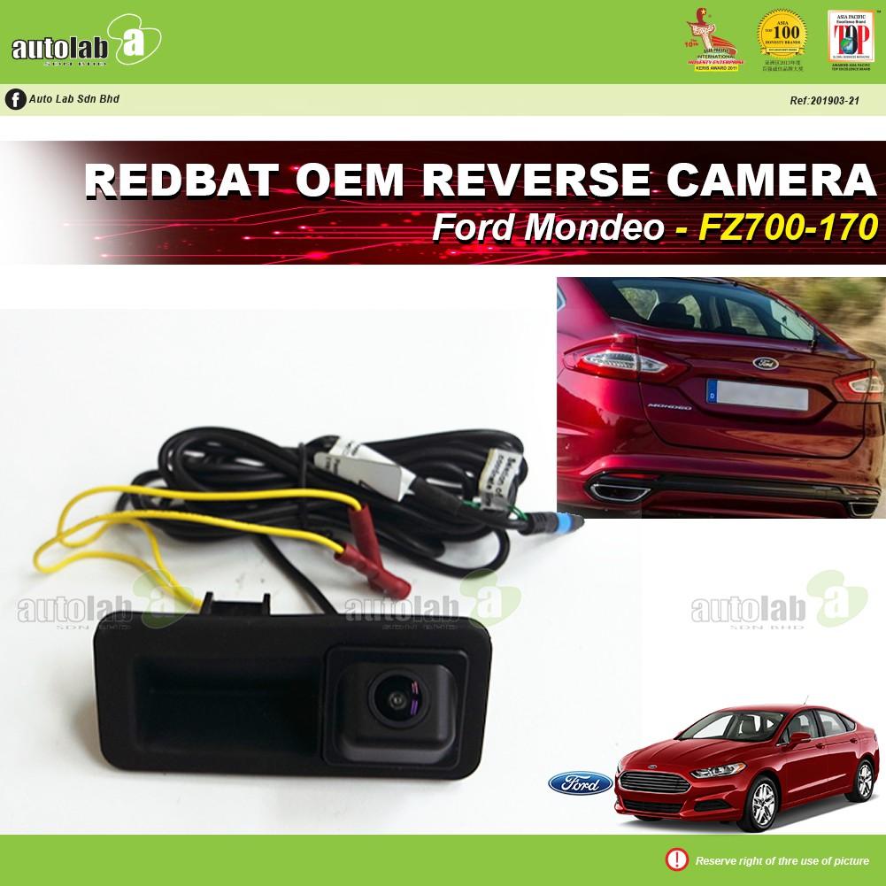 Redbat OEM Reverse Camera back door handle Ford Mondeo (Taiwan)