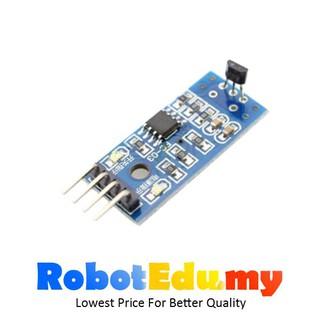 Arduino A3144 Hall Effect Motor Speed RPM Motion Encoder